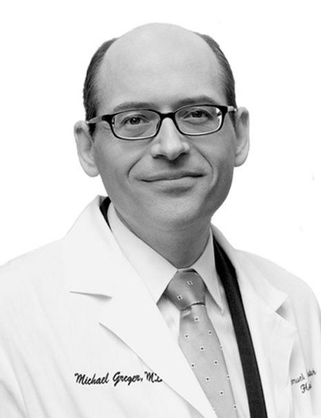 Michael Greger, MD